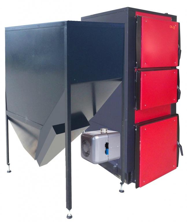 SILDI KT-A Pluss sērija 15-100 kW