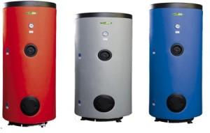 Standarta kombinētie karstā ūdens boileri